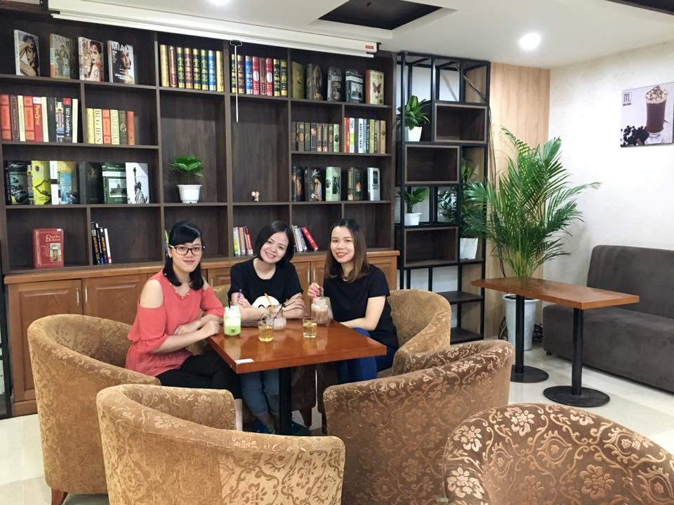 Sảnh khách sạnMely Hotel