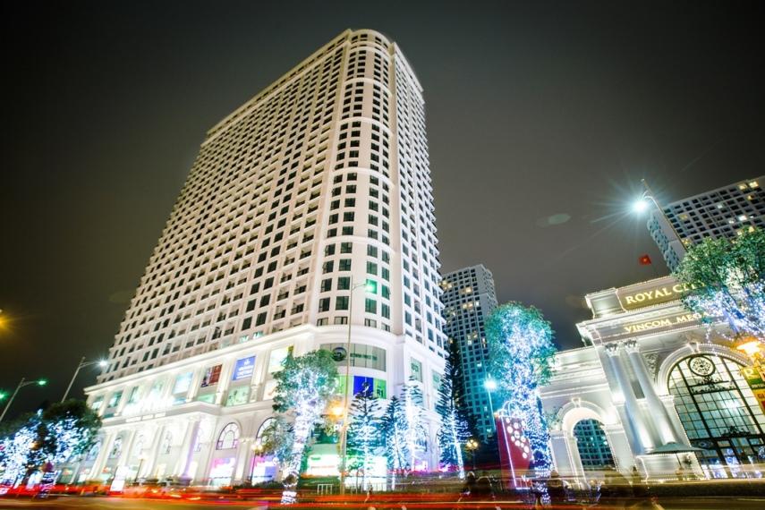 Có nên Mua Chung cư Royal City R6 không?