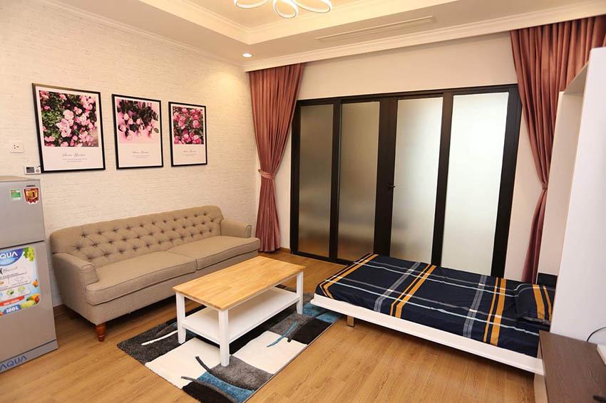 Bán căn hộ Royal City R6, 1 Ngủ – 2.85 tỷ Full option