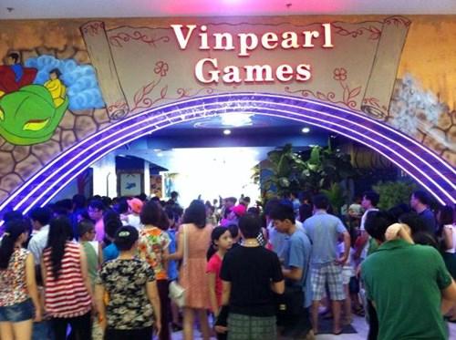 Khu vui chơi trẻ em Royal City Hà Nội ở đâu?