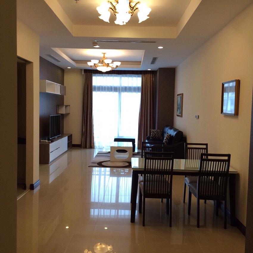 Cho thuê căn hộ R5 Royal City 93m2, 2 Ngủ, đủ đồ – 700 USD