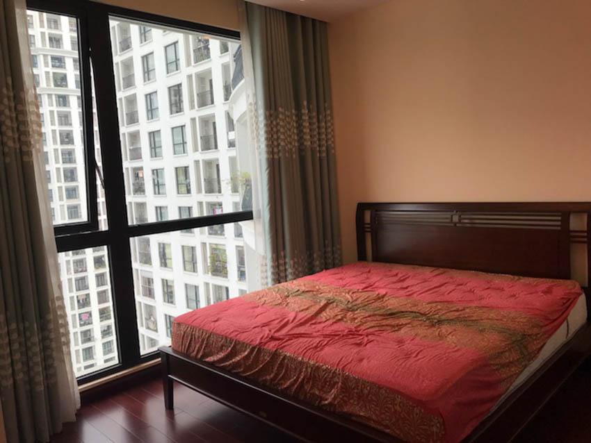 Cho thuê căn hộ R4 Royal City 2 ngủ đủ đồ – 16 triệu