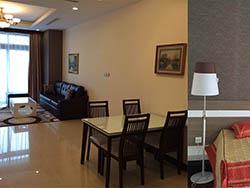 Cho thuê căn hộ R5 Royal City 93m2, 2 Ngủ, đủ đồ