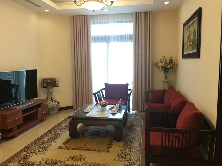 Cho thuê căn hộ R5 Royal City 2 ngủ 104m2 Đủ Đồ – 16 triệu
